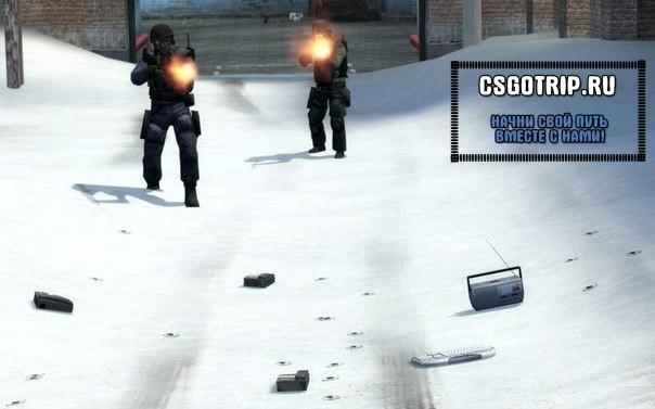 Сервера прятки в CS GO