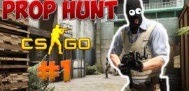 Prop hunt сервера CS GO