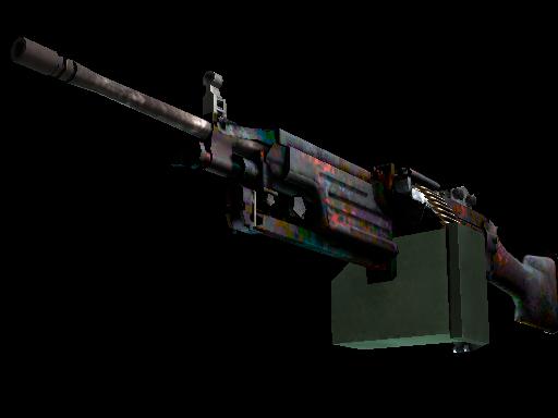 M249   Магма