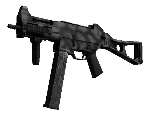 UMP-45   Сажа