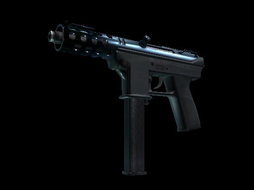 Tec-9   Синий титан