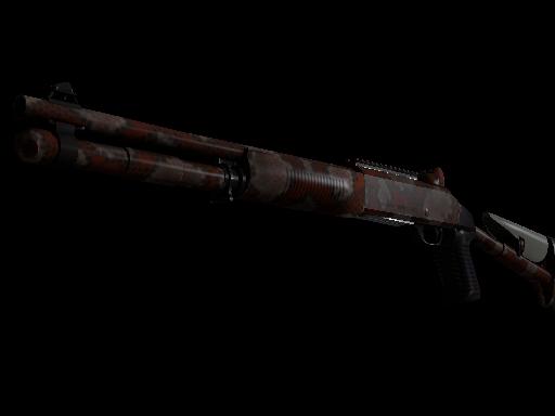 XM1014 | Красный питон