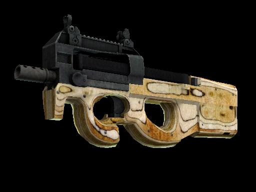 P90 | Резной приклад