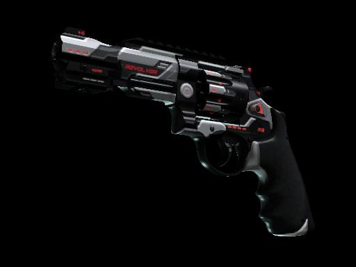 Револьвер R8   Reboot