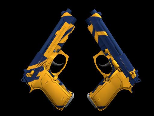 Dual Berettas | Причал
