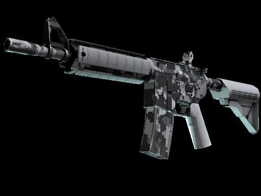 M4A4 | Пиксельный камуфляж «Город»