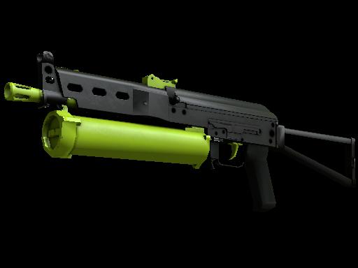 ПП-19 Бизон   Химический зеленый