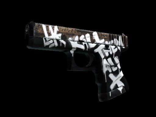 Glock-18   Wasteland Rebel