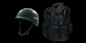 Бронежилет + Шлем кс го