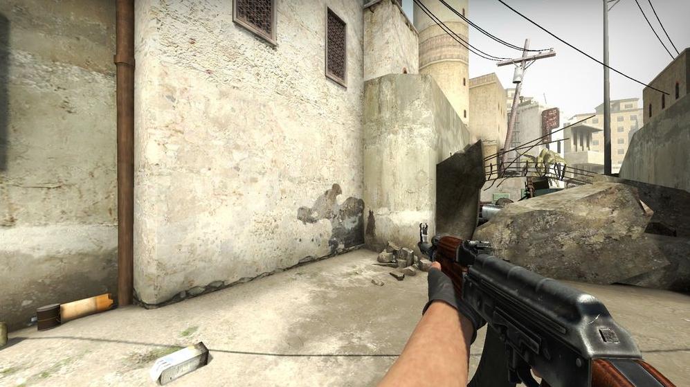 AK-47 тактика игры в кс го