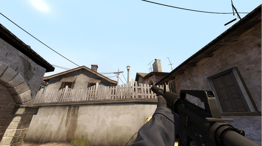 M4a1-s тактика игры в кс го