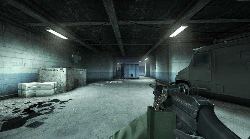 M249 тактика игры в кс го