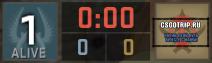 Меняем вид количества оставшихся игроков cs go