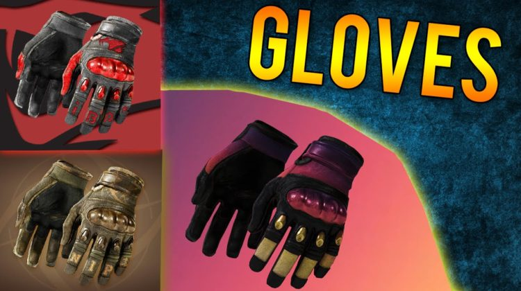 Glove Case кс го